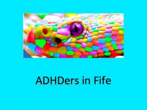 ADHDers in Fife pic