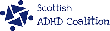 Scottish ADHD Coalition logo