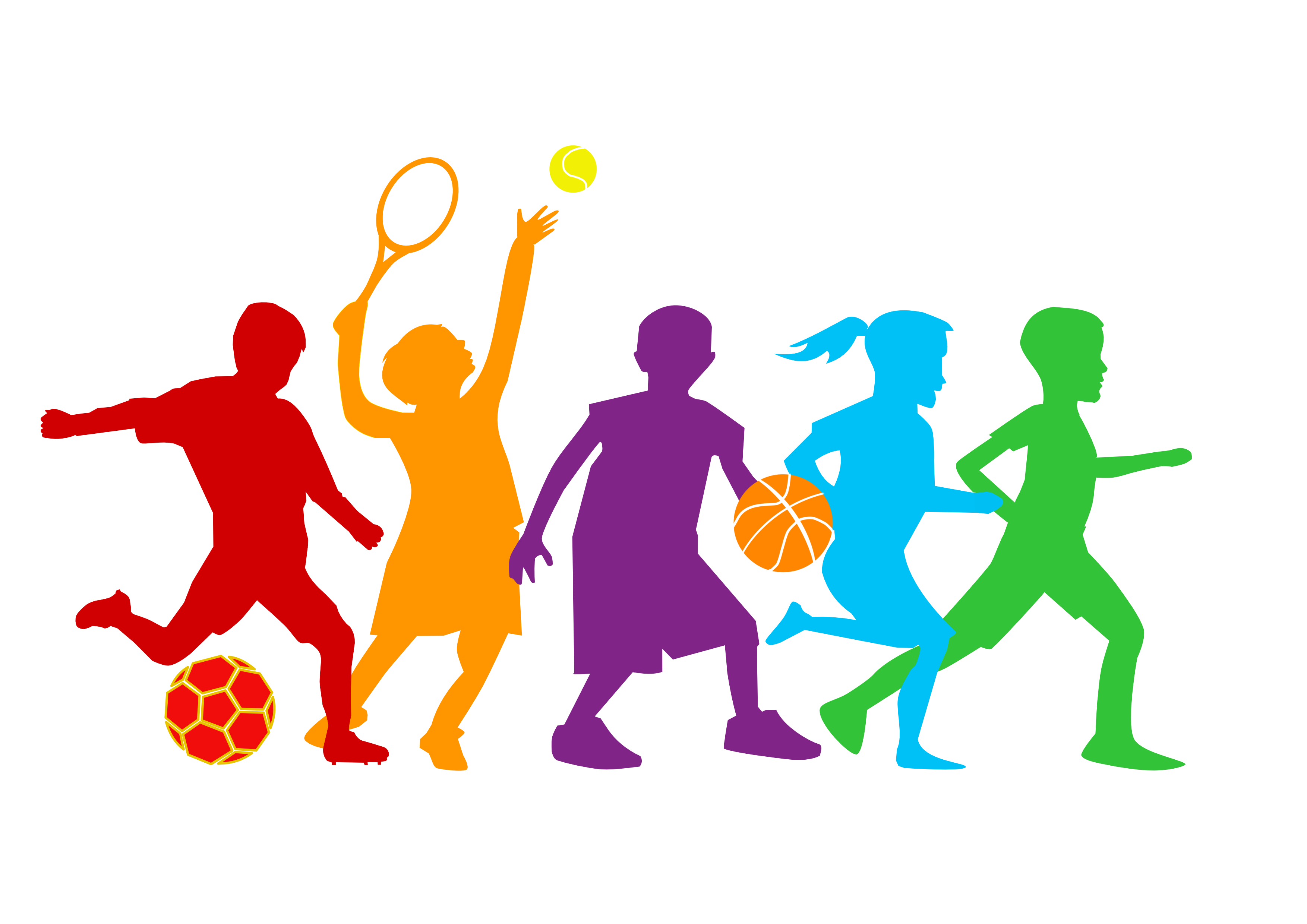 Kids Sports Background: New Guide For Sports Coaches On ADHD Published